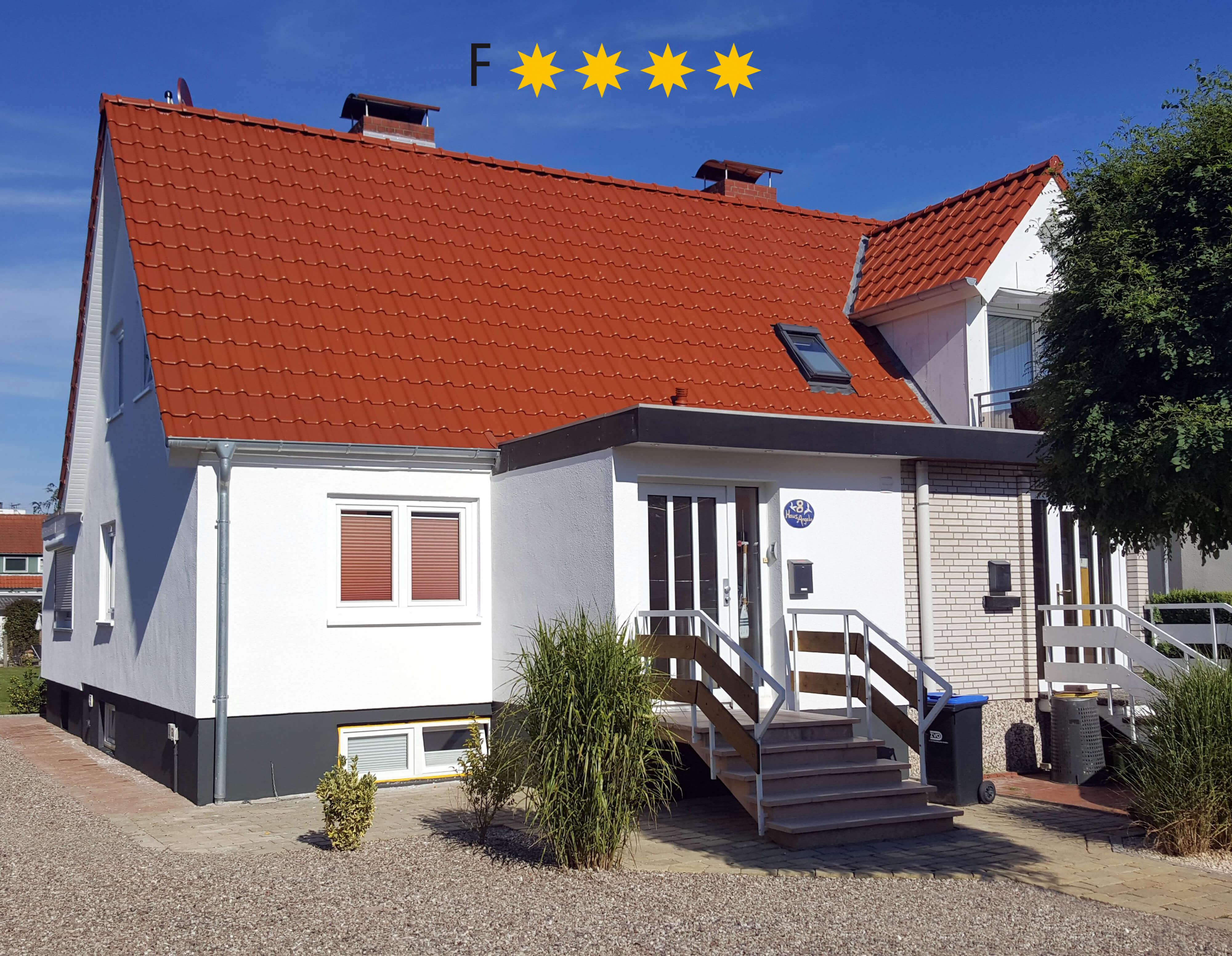 Ferienhaus Angela Kellenhusen mit 4 Sterne