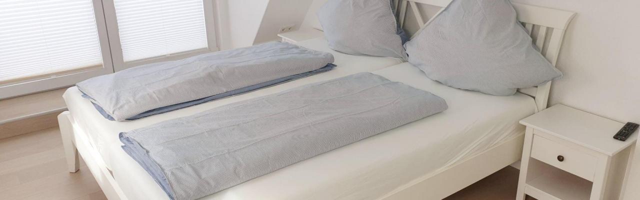 Schlafzimmer 1 OG Ferienhaus Andy in Kellenhusen