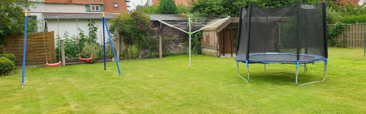 ca. 400m² Garten am Ferienhaus Angela und Andy Kellenhusen